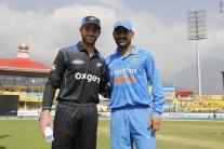 India vs New Zealand: 1st ODI, Dharmshala