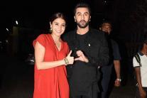 Alia Bhatt, Sidharth Malhotra, Arjun Kapoor Attend Ae Dil Hai Mushkil Special Screening