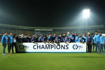 India Vs New Zealand: 5th ODI, Vizag