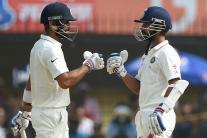In Pics: India vs England, 2nd Test, Day 3 at Vizag