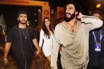 Global Citizen Festival India: SRK, Ranveer Singh, Katrina Kaif Attend Coldplay's Concert