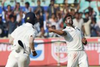 In Pics: India vs England, 3rd Test, Day 3 in Mohali
