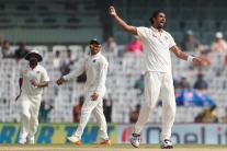 In Pics: India vs England, 5th Test, Day 2 in Chennai