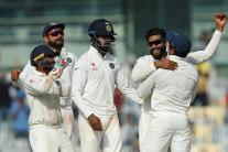 In Pics: India vs England, 5th Test, Day 5 in Chennai
