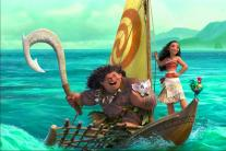 Hollywood Friday: Moana All Set to Bring Disney's Magic On-Screen This Week