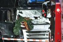 In Pics: Berlin Truck Rams Into Christmas Market; Kills 12, Injures 48