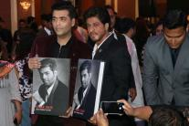 SRK, Alia Bhatt, Sidharth Malhotra: Celebrities Attend Karan Johar's Book Launch
