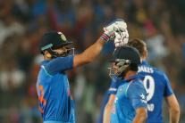 In pics: India vs England, 1st ODI in Pune