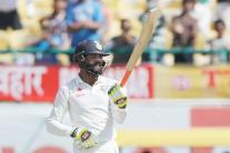 In Pics: India vs Australia, 4th Test, Day 3 in Dharamsala
