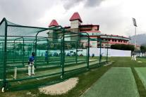 In Pics: Team India Practice at Dharamsala