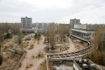 31 years of the Chernobyl Nuclear Disaster