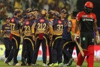 In Pics: KKR vs RCB, IPL 2017, Match 27