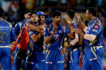 In Pics: GL vs MI, IPL 2017, Match 35