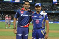 In Pics: MI vs DD, IPL 2017, Match 25