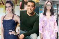 Star Spotting: Salman Khan, Esha Gupta, Kriti Sanon, Prachi Desai, Aditya Roy Kapur...