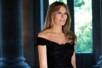 Fashion Diary: Melania Trump