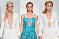 Karla Spetic Show at Mercedes-Benz Fashion Week 2017 in Australia
