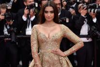 Sonam Kapoor at 'The Killing of a Sacred Deer' screening at Cannes Film Festival