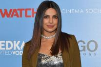 Priyanka Chopra at The Cinema Society's screening of 'Baywatch' in New York