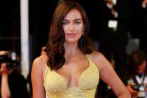 Irina Shayk sizzles at 'Hikari' screening at Cannes Film Festival