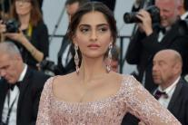 Sonam Kapoor at 'The Meyerowitz Stories' screening at Cannes Film Festival