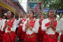 Vesak: Cambodian Buddhists celebrate Gautama Buddha's birthday