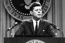 US President John F Kennedy's birth centenary