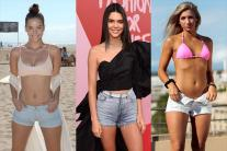 Jorts! The new celebrity trend