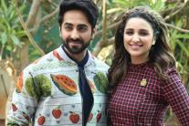 Star Spotting: Akshay Kumar, Parineeti Chopra, Ayushmann Khurrana, Shahid Kapoor...