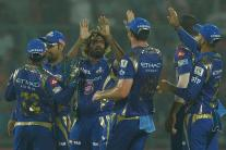 In Pics: DD vs MI, IPL 2017, Match 45