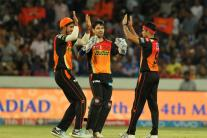 In Pics: SRH vs MI, IPL 2017, Match 48