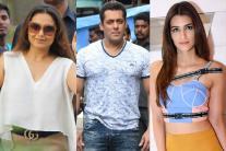 Star Spotting: Sonakshi Sinha, Salman Khan, Varun Dhawan, Rani Mukerji, Kriti Sanon...