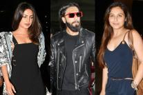 Star Spotting: Priyanka Chopra, Rani Mukerji, Ranveer Singh, Shahid Kapoor, Rajinikanth...