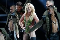 Britney Spears' Music Concert in Taipei