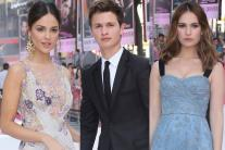 Premiere of 'Baby Driver' in London