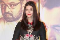 Aishwarya Rai Bachchan at 'Hrudayantar' music launch