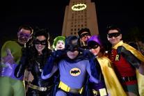 Tribute to Batman Star Adam West
