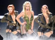 Britney Spears' music concert in Tokyo