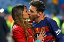 Lionel Messi and Antonella Roccuzzo: A look back