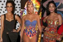 Moschino fashion show at MADE Fashion Festival