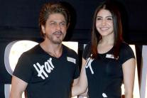 Shah Rukh Khan, Anushka Sharma at 'Beech Beech mein' song preview