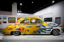 'The High Art of Riding Low' exhibition in Los Angeles