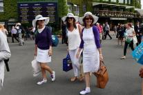 Wimbledon 2017: Day 1 Action From London