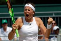 Wimbledon 2017: Day 7 action from London