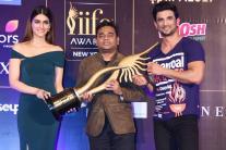 IIFA 2017: Sushant Singh Rajput, Kriti Sanon, AR Rahman at IIFA 2017 press conference