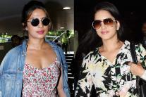 Star Spotting: Priyanka Chopra, Sunny Leone, Kareena Kapoor, Vaani Kapoor, Ranbir Kapoor...
