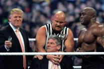 Trump in Wrestling: A Look Back at Donald Trump at WrestleMania