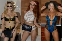 Anie Louis Lux Swimwear Collection in Miami Beach