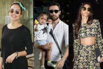 Star Spotting: Sonam Kapoor, Imran Khan, Esha Gupta, Sridevi, Jacqueline Fernandez...