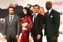 'Marvel's The Defenders' premiere in New York